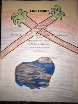 2nd Place - Demi Ansell, Benchmark Elementary