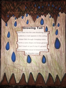 Honorable Mention - Braeden Lewis, Benchmark Elementary