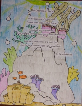 Carmen McCay, 5th grade, 1st Place